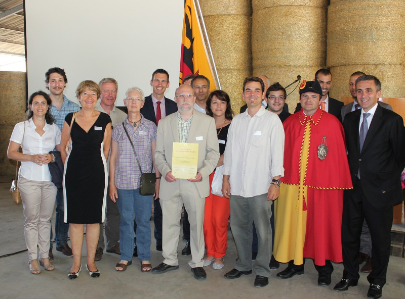 2014 sustainable development cantonal award